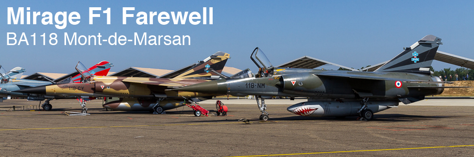 01 Mirage F1 Farewell title976